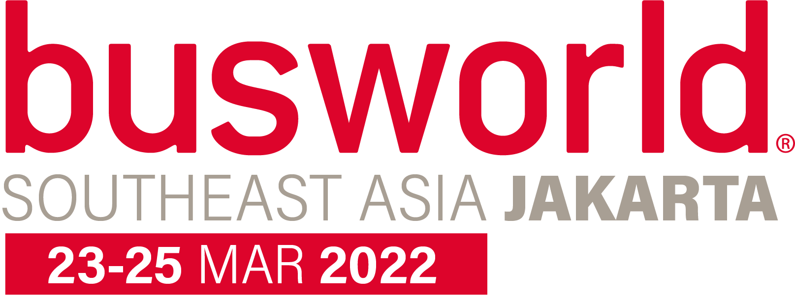 Busworld Southeast Asia 2022 logo