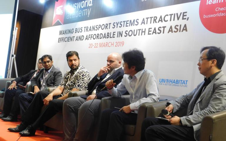 Busworld Southeast Asia Live Program